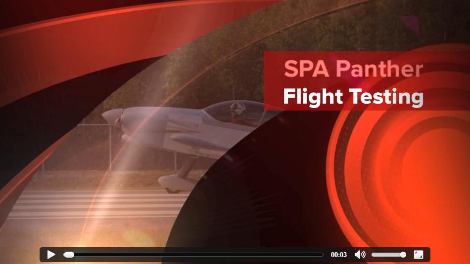 Panther N515XP First Flight!