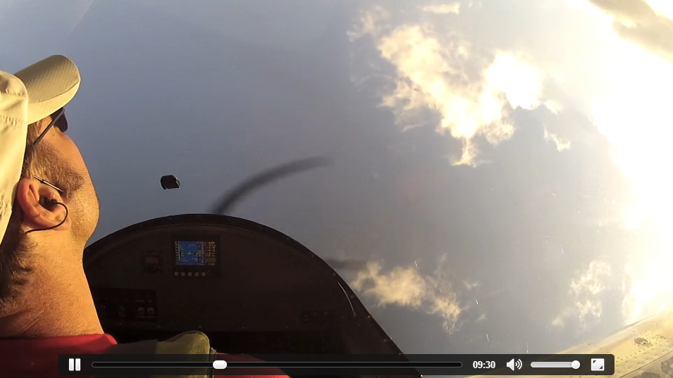 What is it like to fly the Panther?