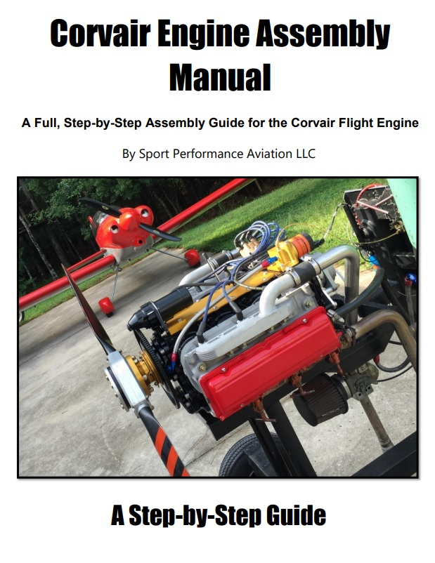 corvair engine assembly manual by spa llc spa llc rh flywithspa com Cat Assembly Guide Assembly with Guide